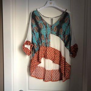 Zara blouse medium